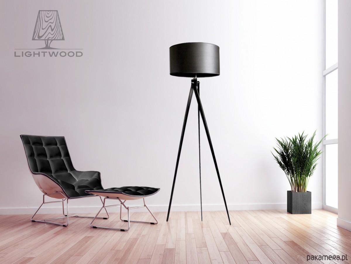 stehlampe mit drei beinen retro stehlampe 30 coole. Black Bedroom Furniture Sets. Home Design Ideas