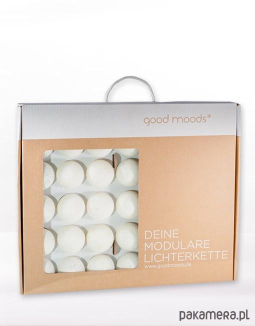cotton balls by good moods zestaw krem 20 lampy. Black Bedroom Furniture Sets. Home Design Ideas