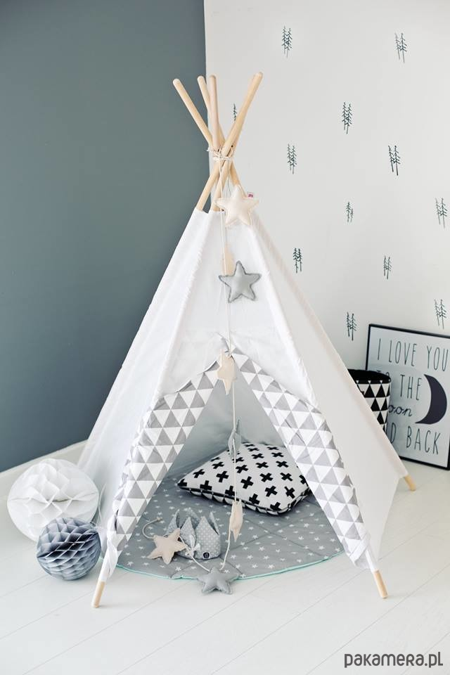 tipi littlenomad namiot wigwam pok j dziecka namioty tipi. Black Bedroom Furniture Sets. Home Design Ideas