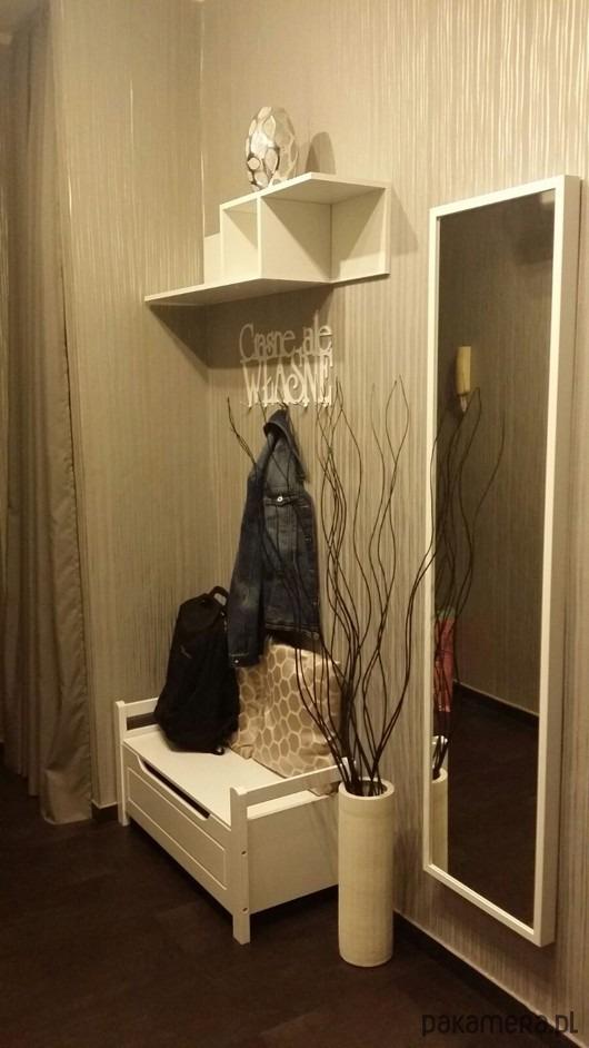 Wieszak ubrania ciasne ale w asne design home dodatki wieszaki Home ubrania