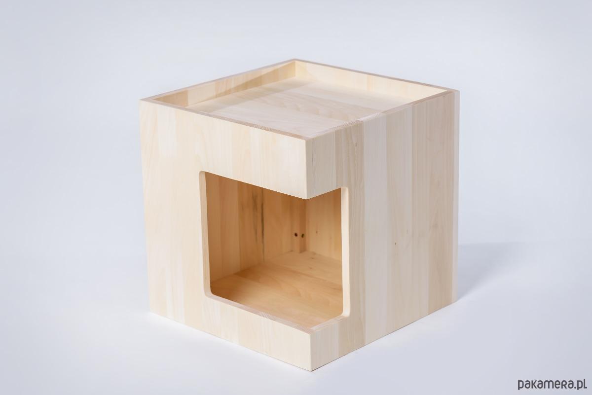 d56871e75e5d92 Piękny drewniany domek Linden dla psa kota - dla zwierząt - inne ...
