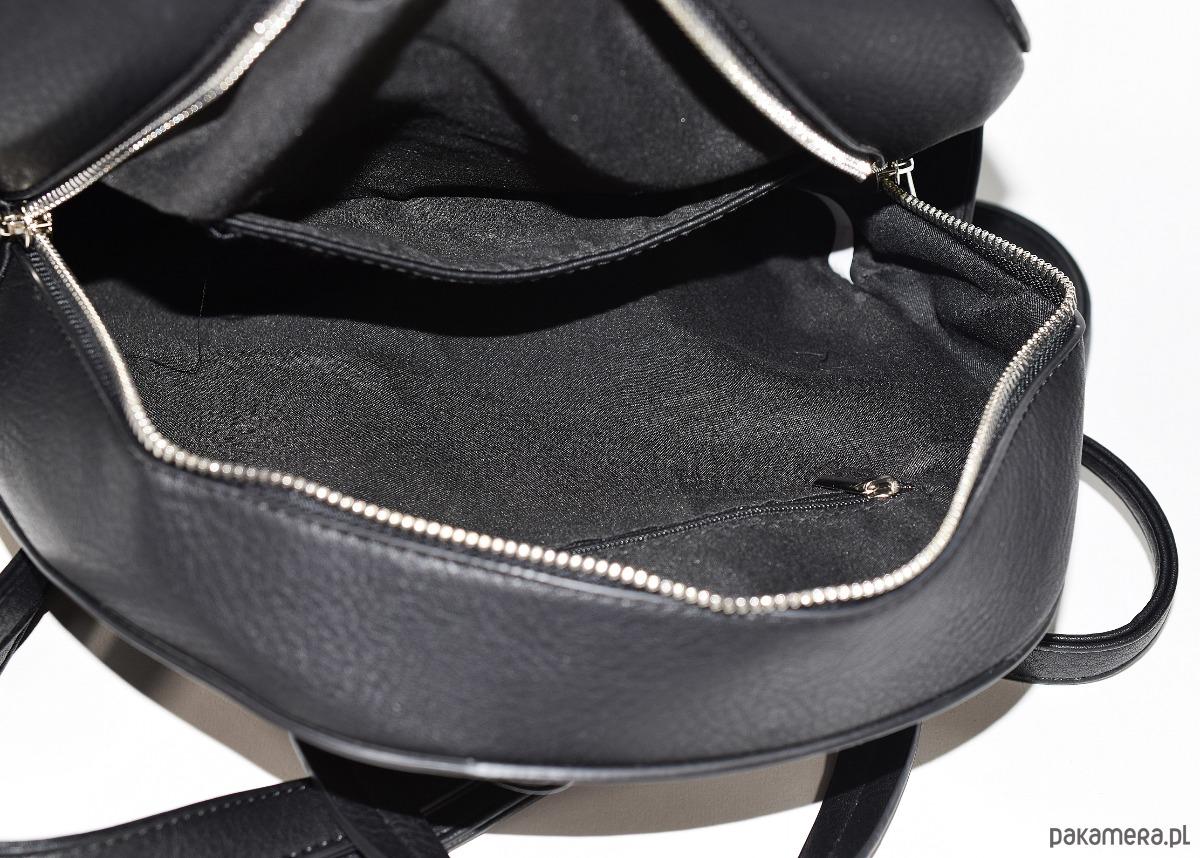 dd3b1150d2282 PLECAK damski torba A1940 2w1 miejski elegancki - plecaki - Pakamera.pl