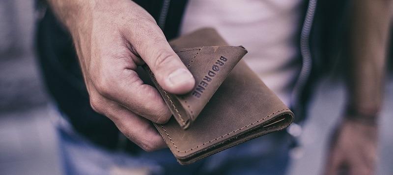 ba7e38be71423 Super cienki portfel Brodrene SW07 Slim wallet - akcesoria ...