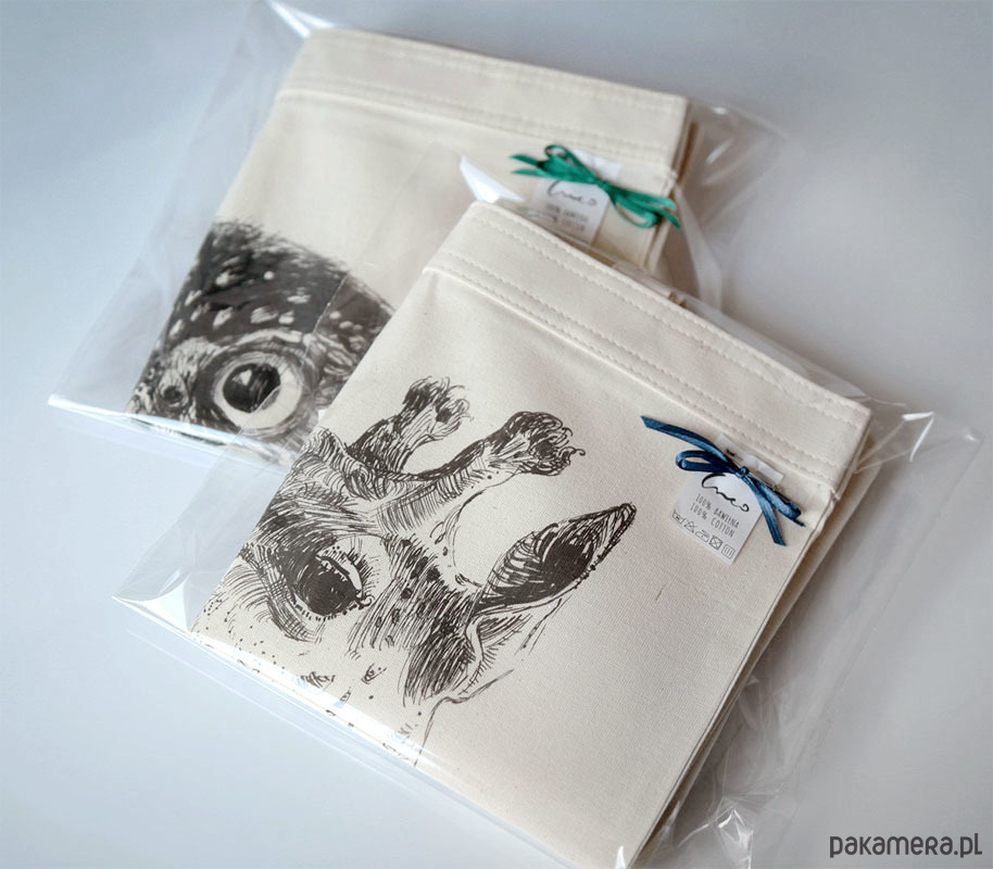 4bc97259326d0 Eko torba na zakupy bawełniana NIEDŹWIEDŹ - torby na zakupy ...