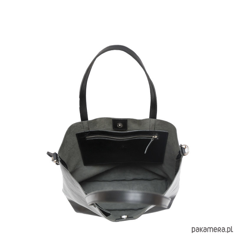4a2a58cfaec19 Sofija - duża skórzana torba z długim paskiem - torby na ramię ...