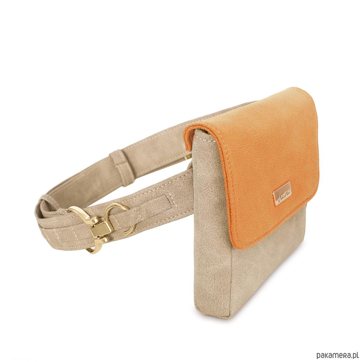 415ed881697a2 Waisted Small pomarańczowa torebka na biodro Waisted Small pomarańczowa  torebka na biodro ...