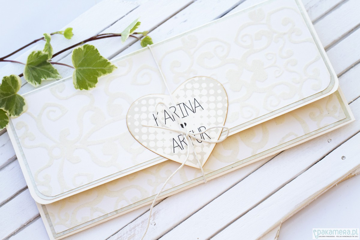 ślub ślub Zaproszenia Kartki Pakamerapl