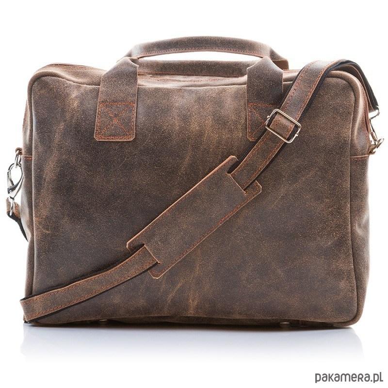 c0ed1bfdf696c Skórzana torba męska na ramię 308pp - akcesoria - torby i nerki ...