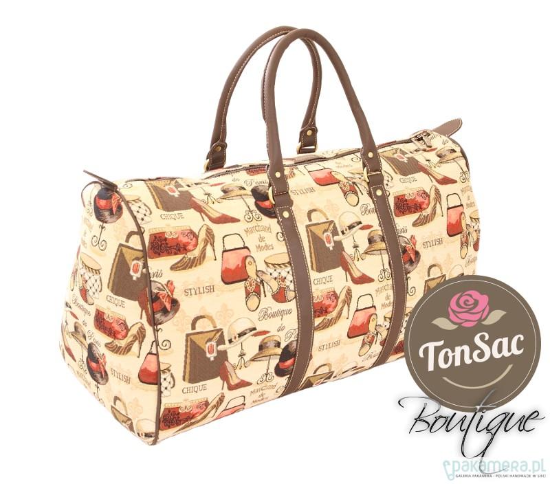 b07c256d075a7 Torba podróżno-sportowa Ton Sac - 6 rodzajów - torby podróżne ...