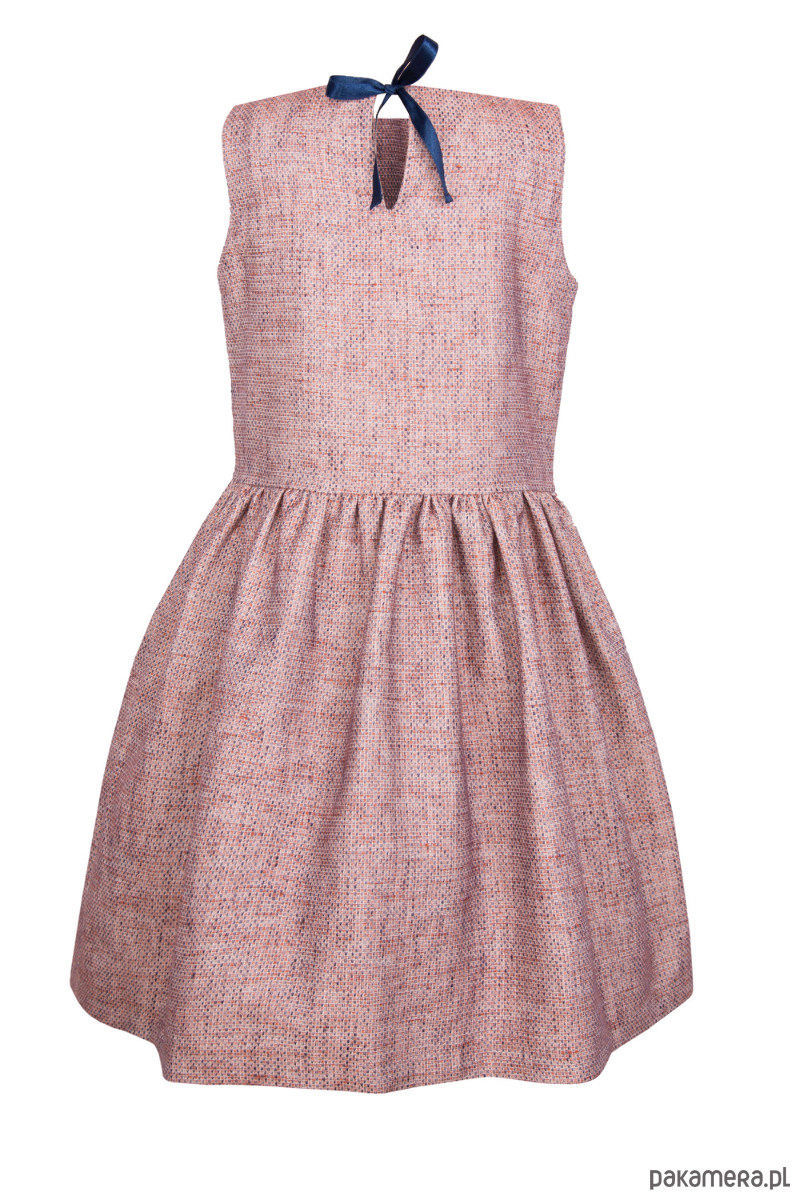 2f51e17262 COCO elegancka sukienka dla dziewczynki COCO elegancka sukienka dla  dziewczynki ...
