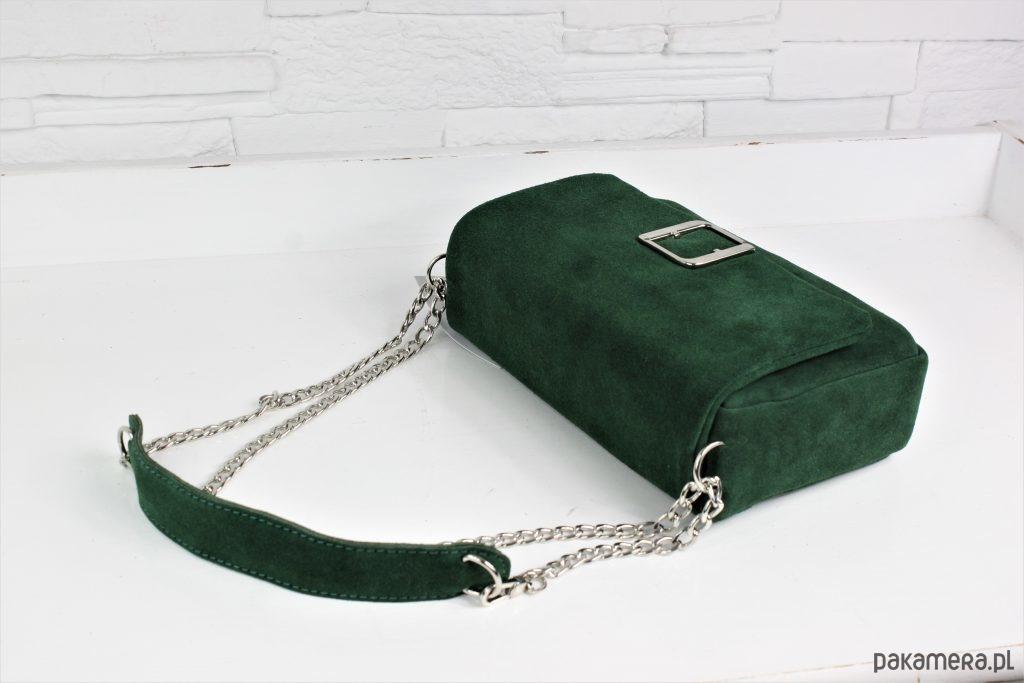 7c98be253d49d ZAMSZOWA FIRUZE m. butelkowa zieleń - torby na ramię - damskie ...