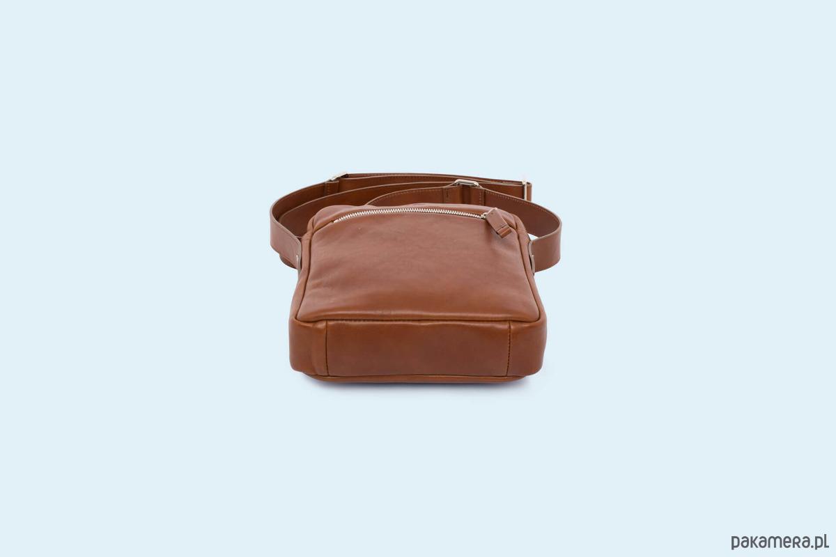 a37a68edd249b Nonconformist Messenger small bag cognac - akcesoria - torby i nerki ...