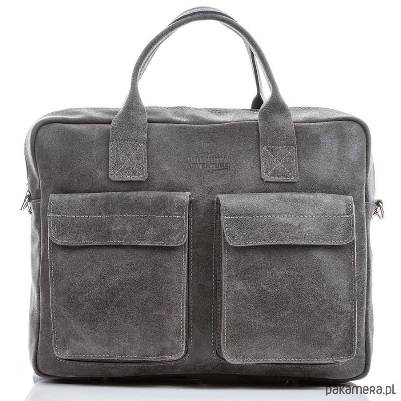 c1d8e37897774 Skórzana torba męska Paolo Peruzzi Vintage 222 - akcesoria - torby i ...