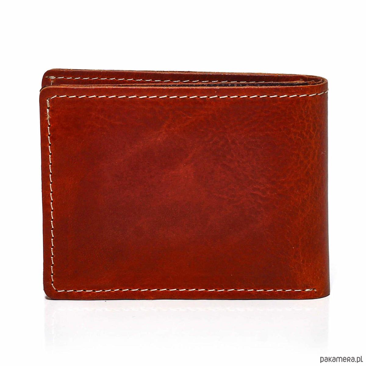 236032901dcb0 Portfel męski skórzany sklim cienki Belveder - akcesoria - portfele ...