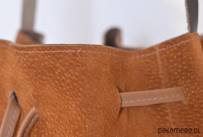 42ce22633654a URCHYNN zamszowy worek z chwostami - torby na ramię - damskie ...