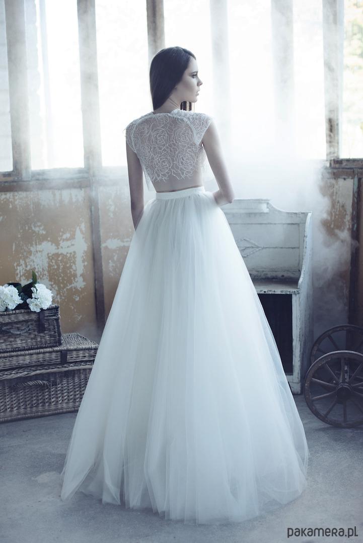 Suknia ślubna Kendall Kolekcja Alisa Dark Angel ślub Suknie