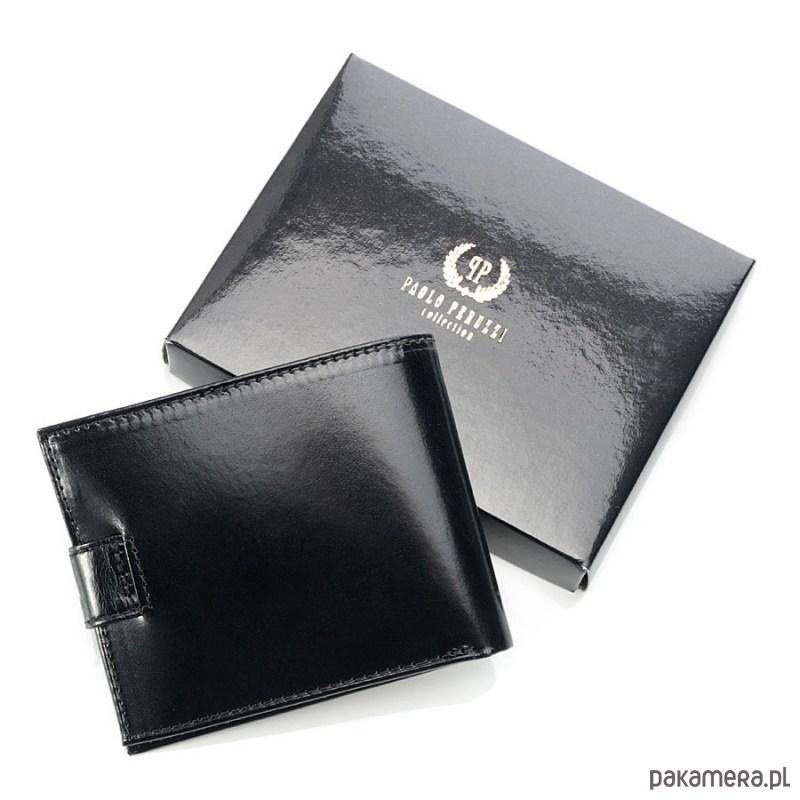 774b5fb4c467a Skórzany portfel męski Paolo Peruzzi 018-pp - akcesoria - portfele ...