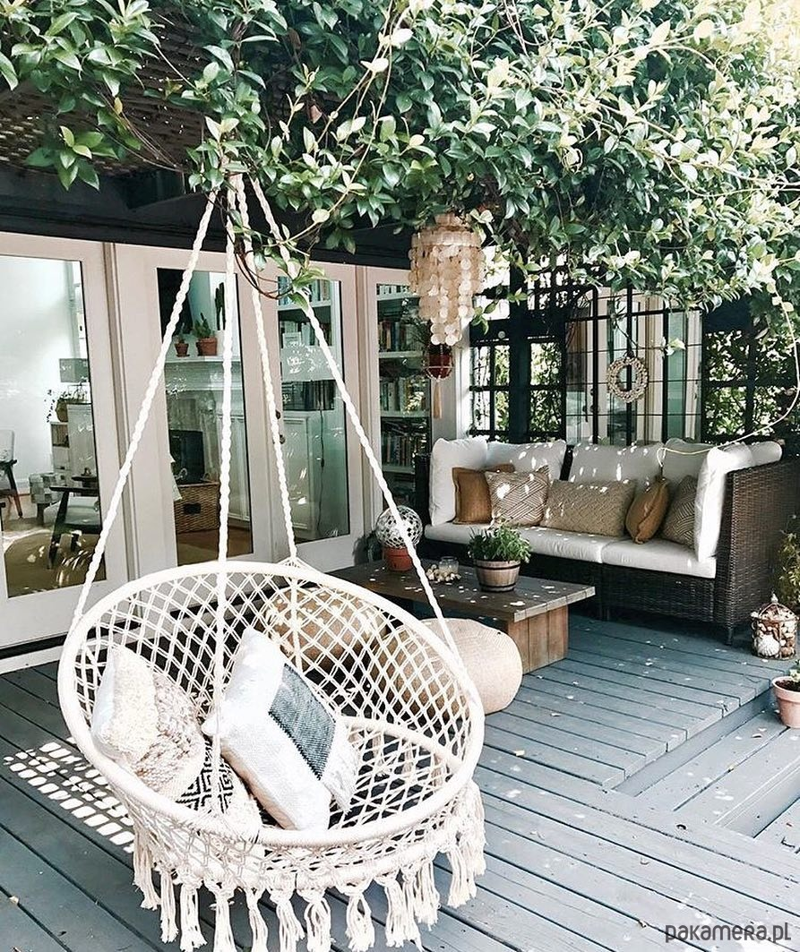 Hanging Daybed Outdoor Hammock Bed