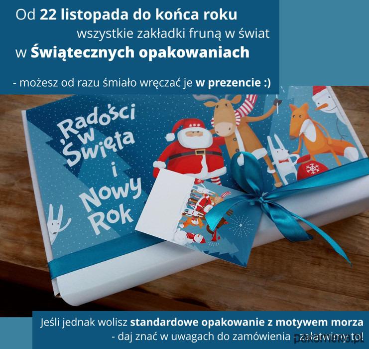 881b102d07834f Wyjątkowa zakładka z kocim tekstem - zakładki do książek - Pakamera.pl