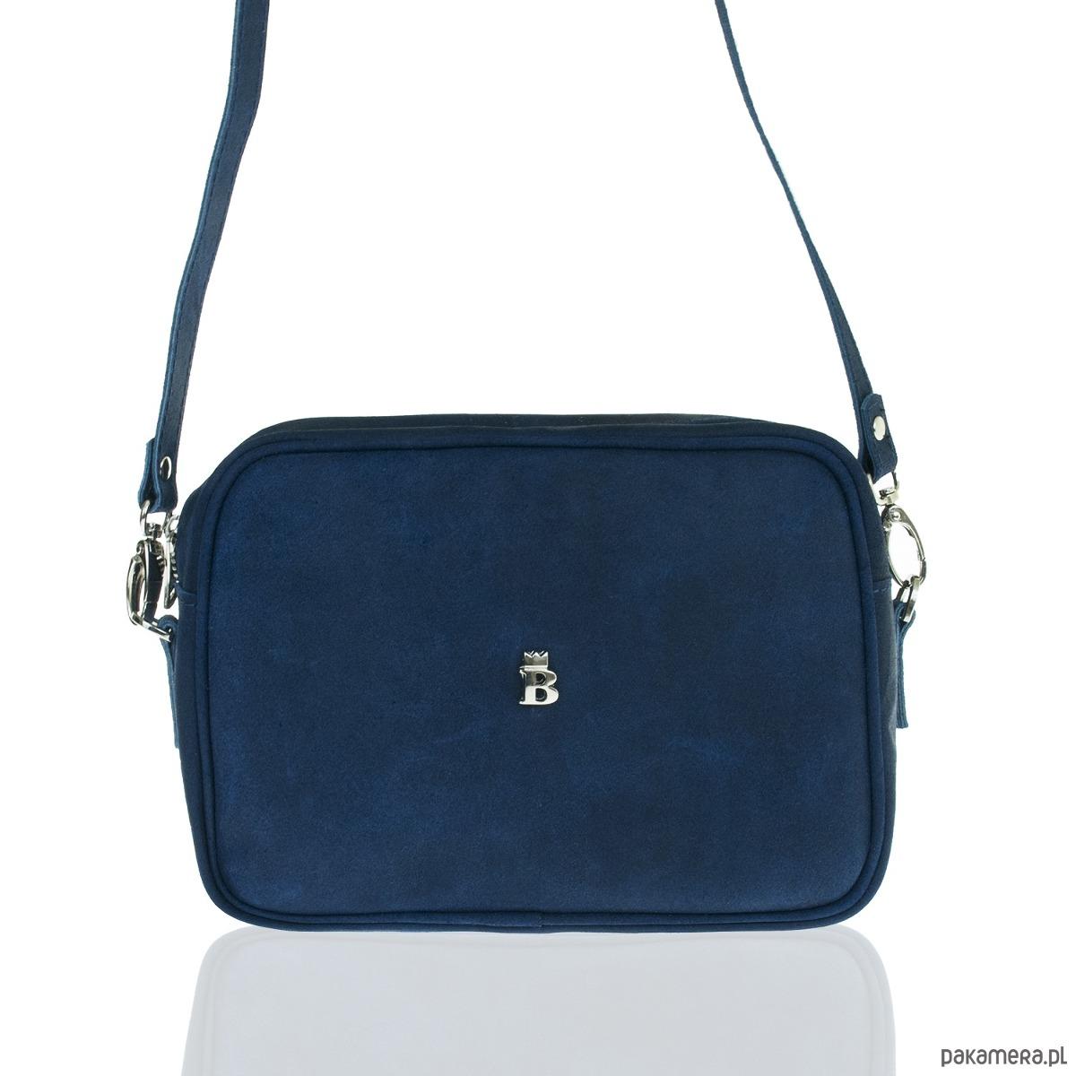a042399999ed1 Mała damska torebka miejska na ramię ze skóry - torebki mini ...