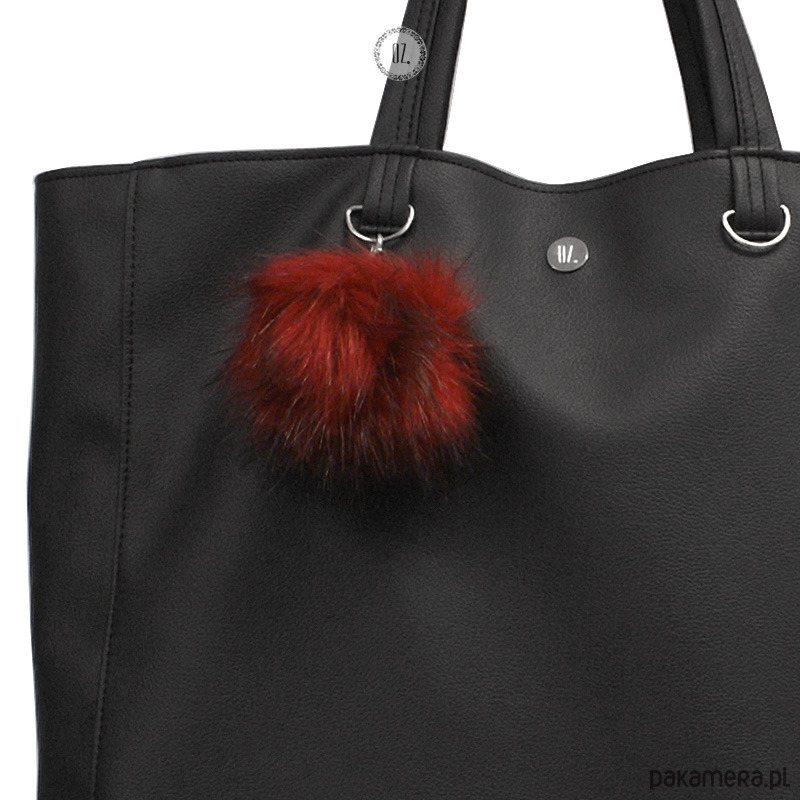 e240b3567265e4 Torba XL BLACK SAPPORO - torba miejska shopper - torby XXL - damskie ...