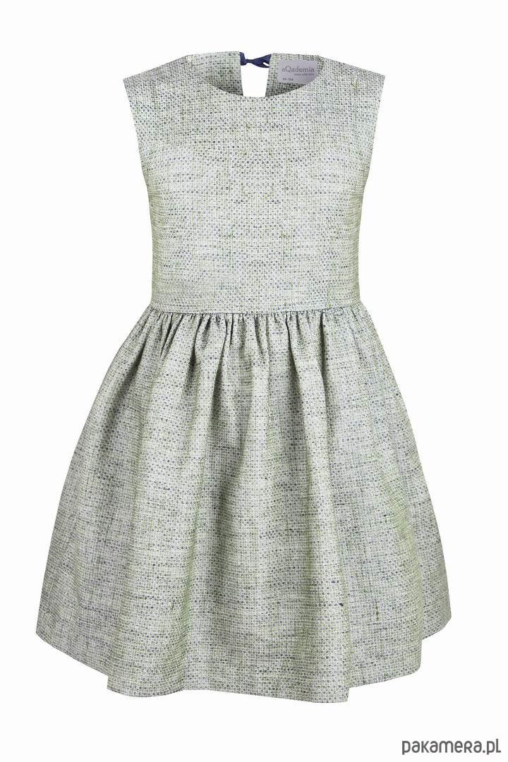 ef00a1d754 COCO elegancka sukienka dla dziewczynki - dziewczynka - sukienki ...