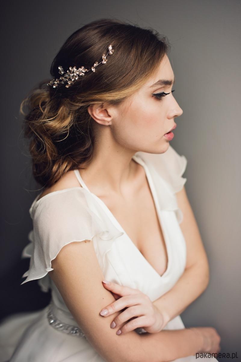 1d88af23683d85 Grzebyk do włosów ORRIS - Ślub - ozdoby na głowę - Pakamera.pl