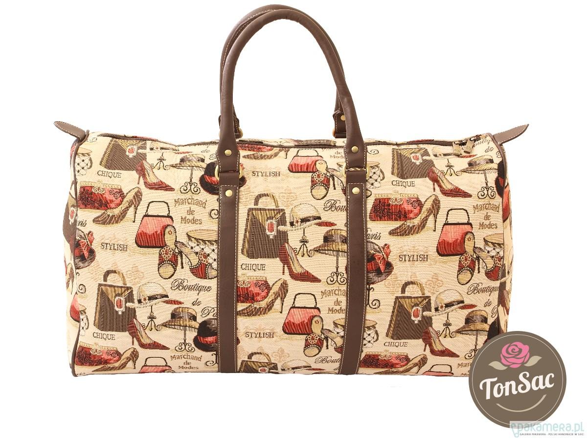 a490dddd9d6c1 Torba podróżno-sportowa Ton Sac  Boutique  - torby podróżne ...