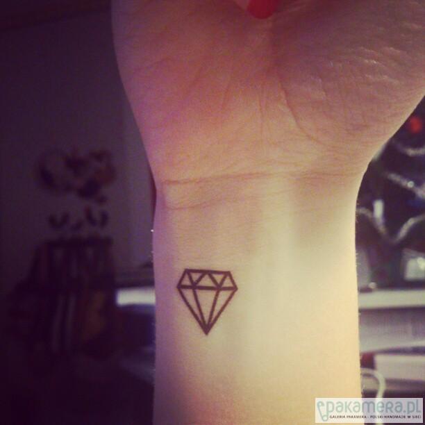 Tatuaże Zmywalne Diamonds Tatuaże Pakamerapl