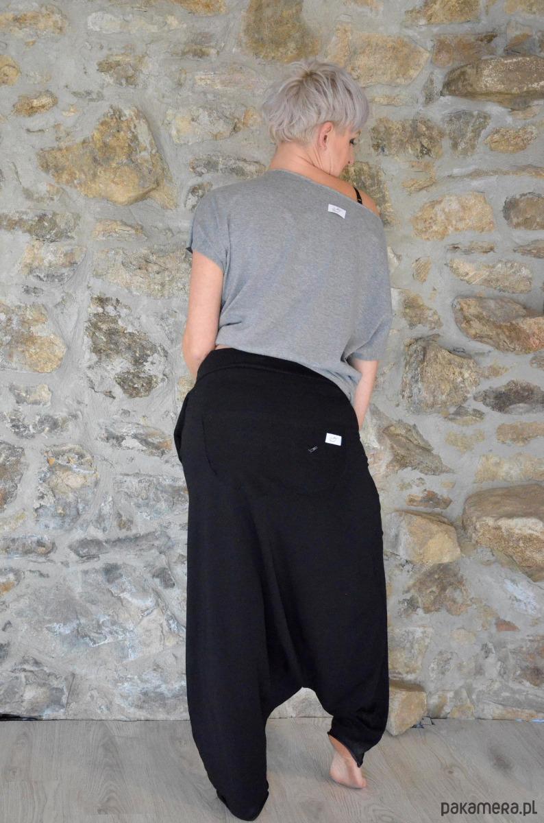 b1bd76e281 Spodnie Haremki - spodnie - pumpy - Pakamera.pl