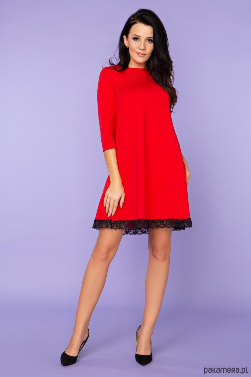 54be0284355884 Komplet dla mamy i córki, sukienki, model 25_1 - komplety - Pakamera.pl