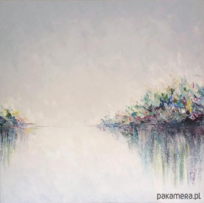 Płótno 3d 100x100 Cm Obraz Farbami Akrylowymi Malarstwo Pakamerapl