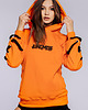 BLUZA JUNGMOB ORANGE String