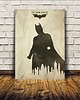 The Dark Knight - Batman - plakat